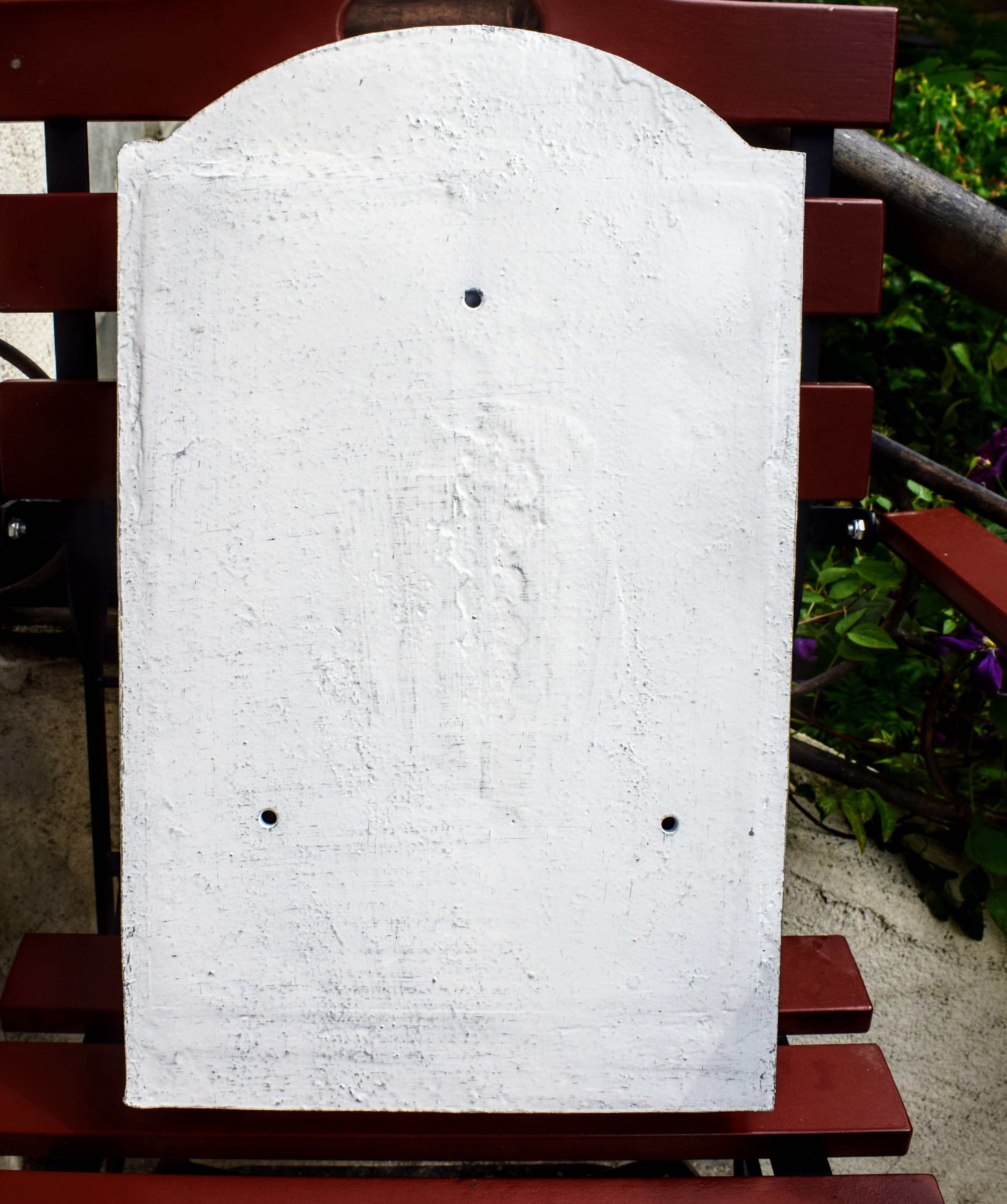 Partea din spate  (Porumbel I)