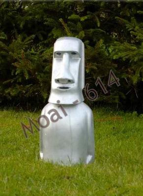 Ornament gradina Moai