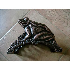 Frog - negru cupru